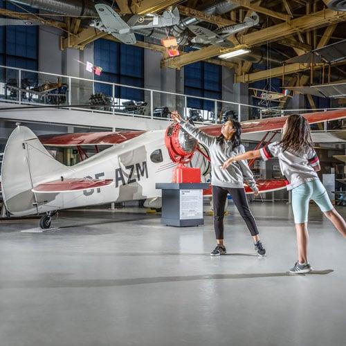 The Hangar Flight Museum